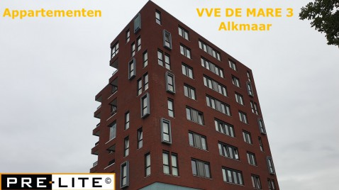 LED Project VVE DE Mare 3 te Alkmaar