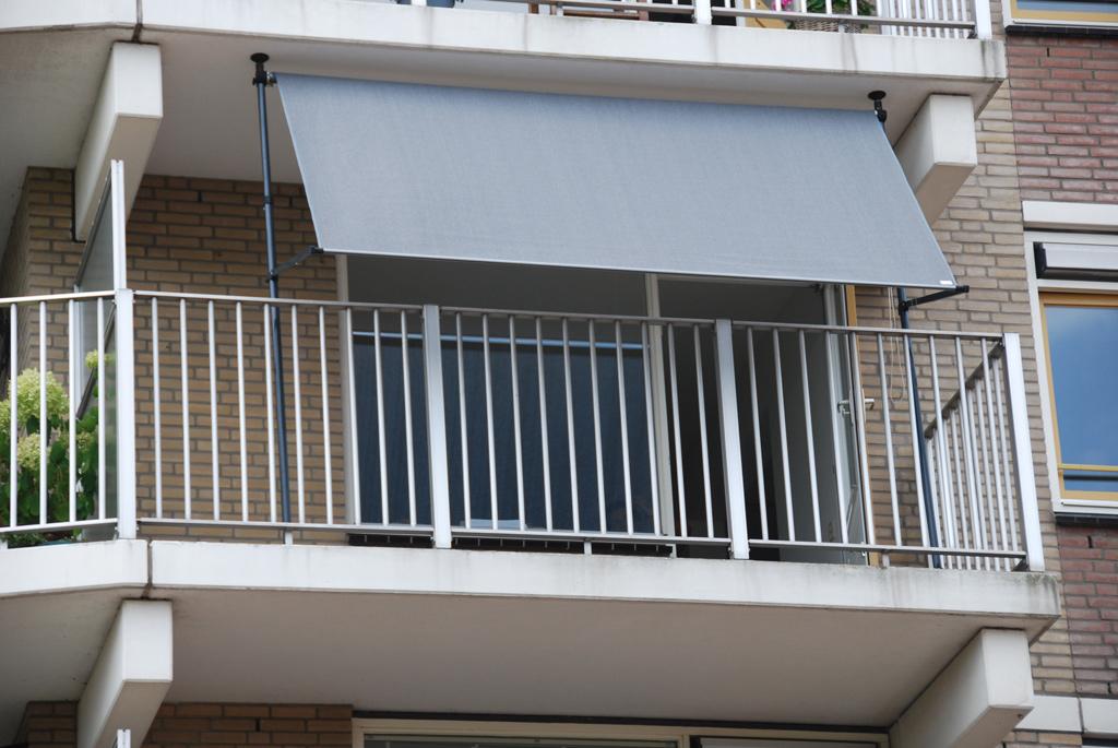 Nesling Balkon Zonnescherm Flex Frame Nieuws