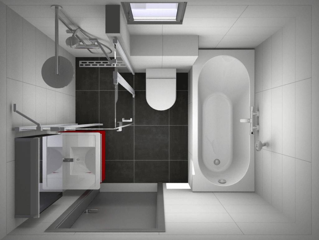 Wat kun je met een kleine badkamer? - Nieuws - Appartementeneigenaar.nl