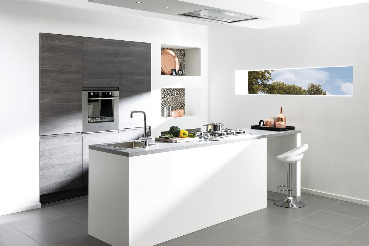 Gezelligheid en sfeer kies een keuken met kookeiland nieuws - Kleine hoekkeuken ...