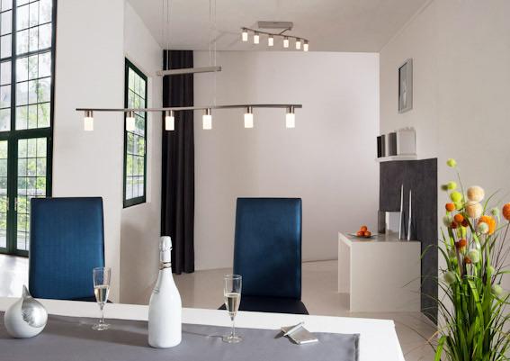 moderne woonkamer: moderne verlichting noodzakelijk - nieuws, Deco ideeën
