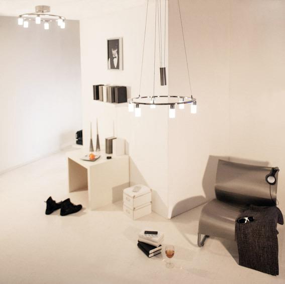 Moderne woonkamer moderne verlichting noodzakelijk nieuws - Kleine moderne woonkamer ...