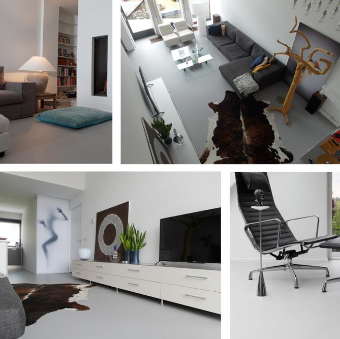 Gietvloer in je woonkamer - Nieuws - Appartementeneigenaar.nl