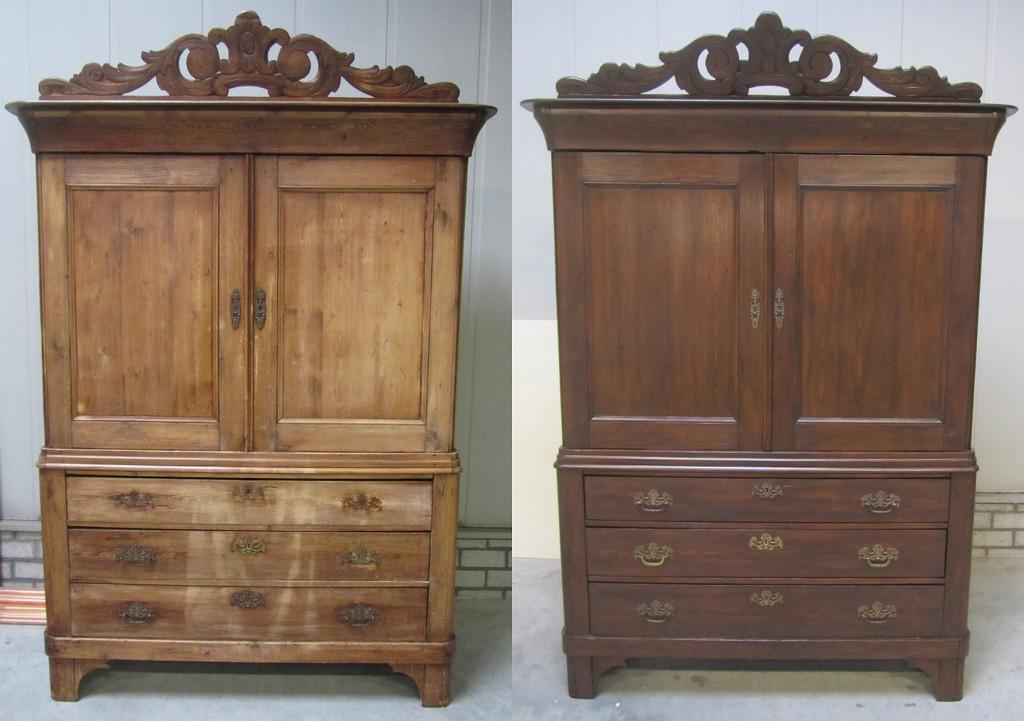 houten meubel stap voor stap behandelen nieuws