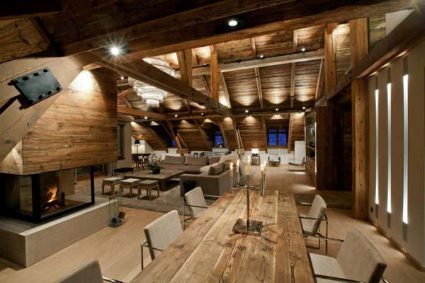 Plankenvloeren Interieur Vve onderhoud