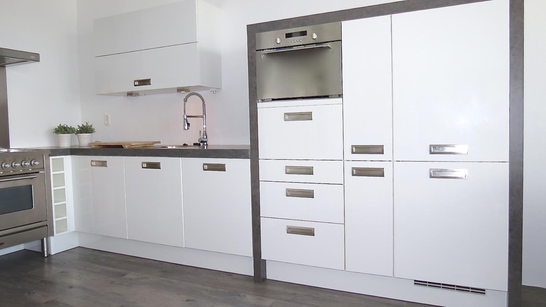 Keuken verbouwen interieur vve onderhoud for Keuken interieur