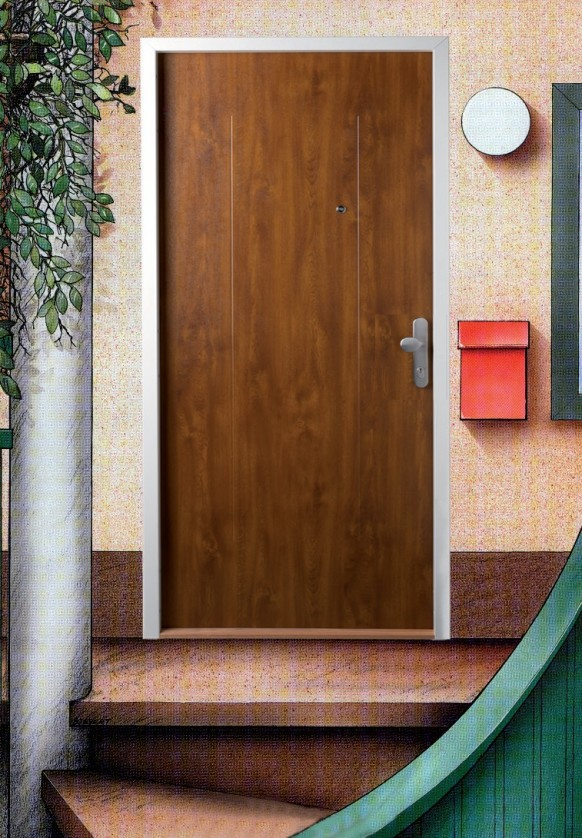 Daloc Security Door S43